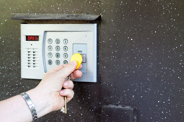 Control de accesos en Pamplona